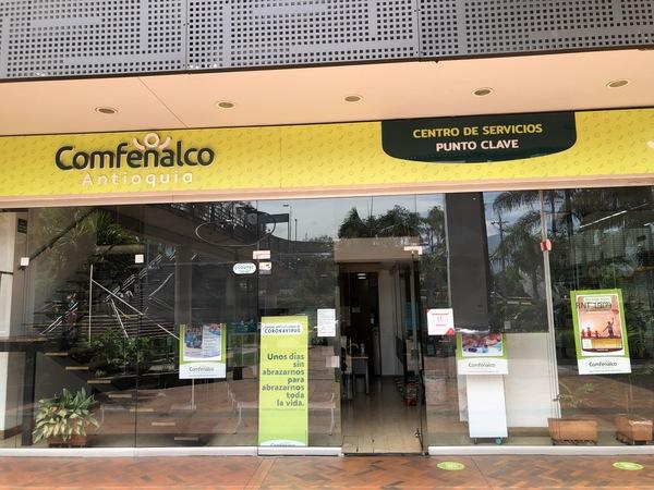 Comfenalco Antioquia