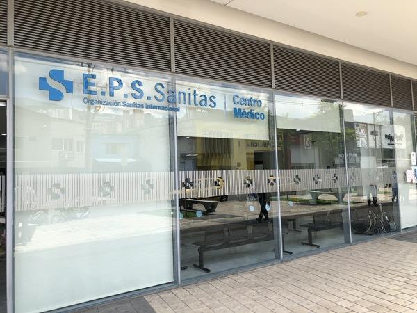 EPS Sanitas Centro Médico