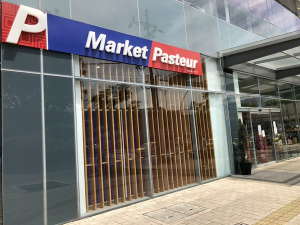 Market Pasteur