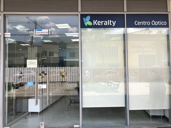 Keralty Centro Óptico