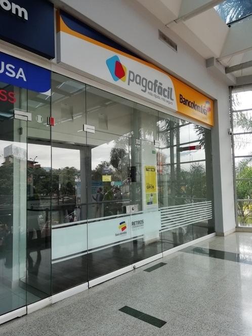 Pagafácil de Bancolombia