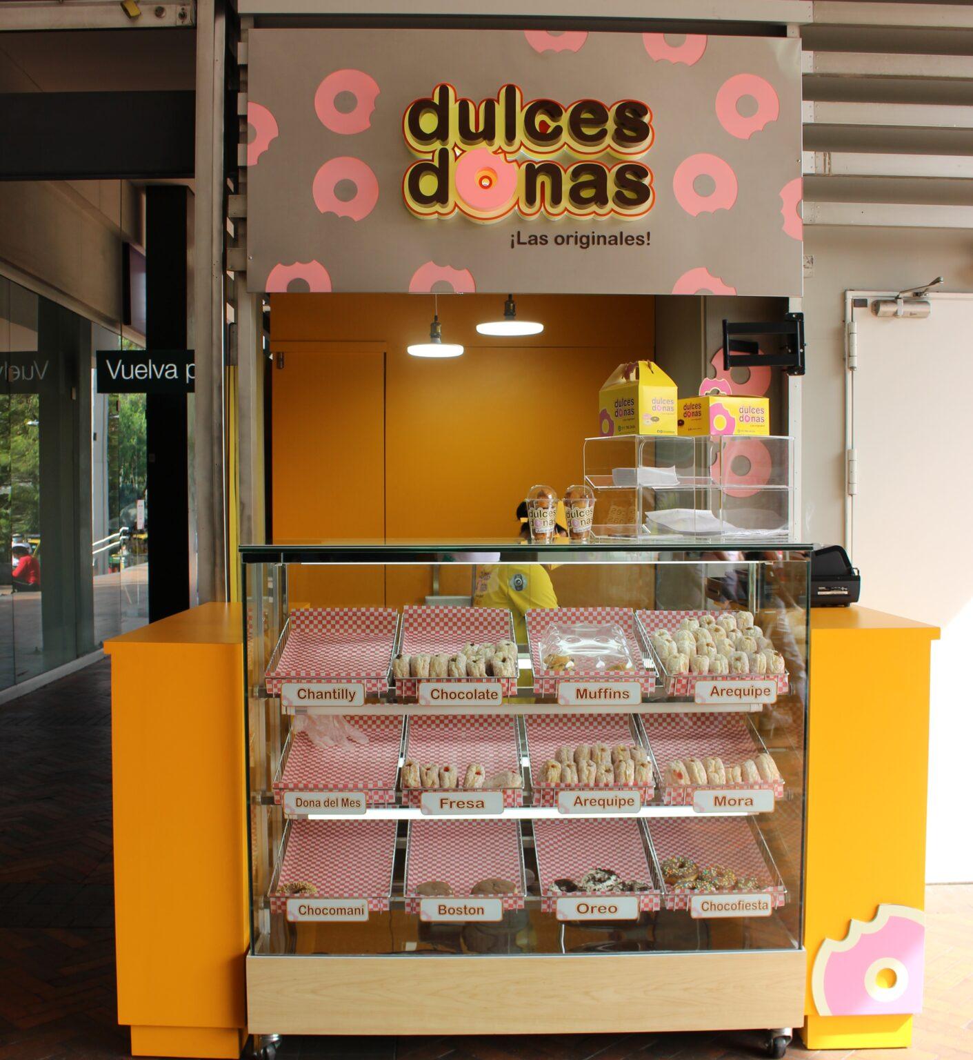 Dulces Donas