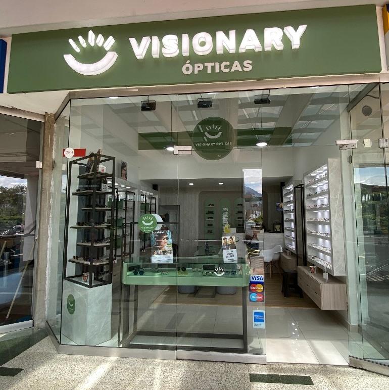 Visionary Ópticas