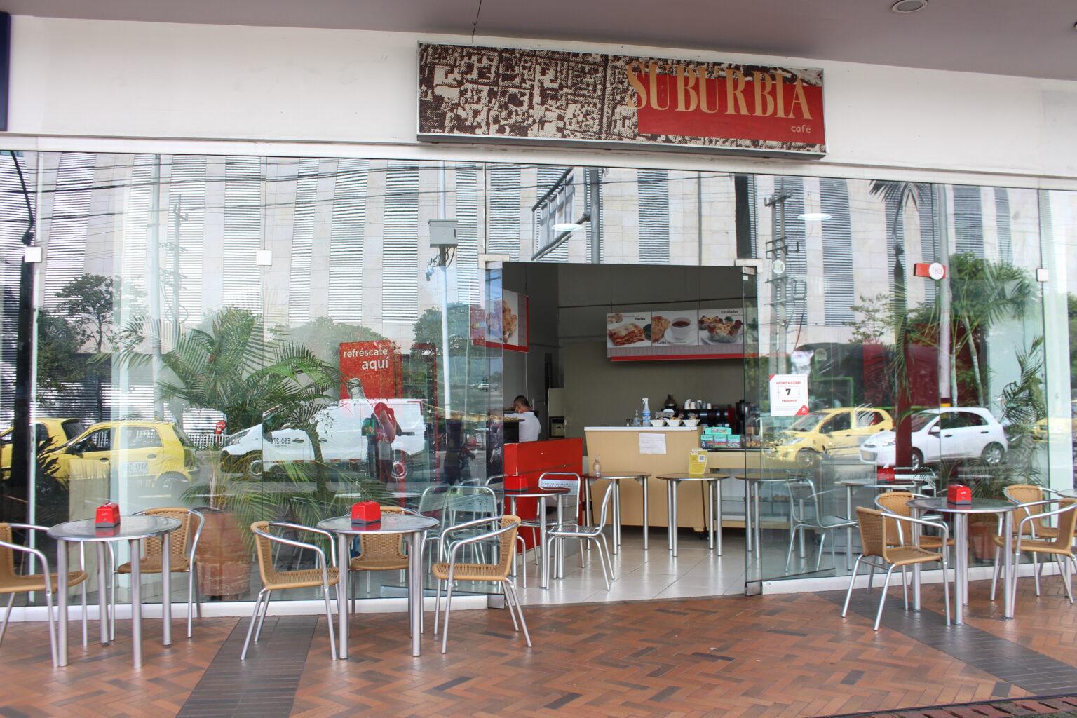 Suburbia Café
